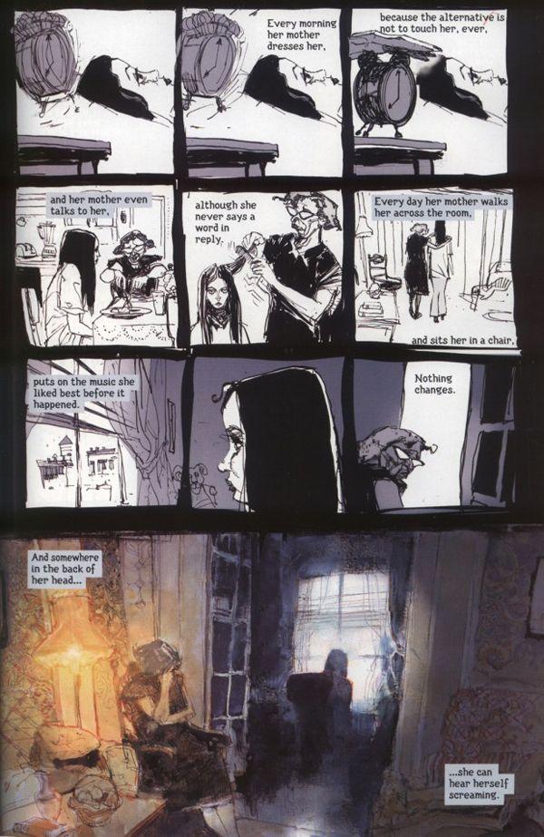 (Historias del mundo del #Cómic) - #NeilGaiman desordenó las páginas de Sienkiewicz en #Sandman: Noches Eternas