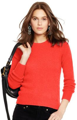 Polo Ralph Lauren Wool-Cashmere Sweater - Shop for women's Sweater ...