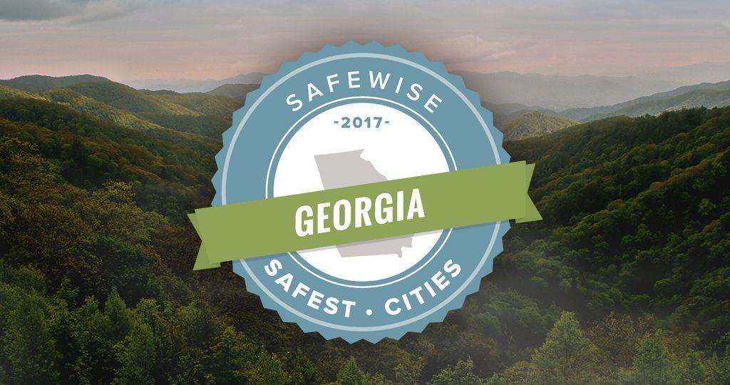 safest-cities-in-georgia-2017