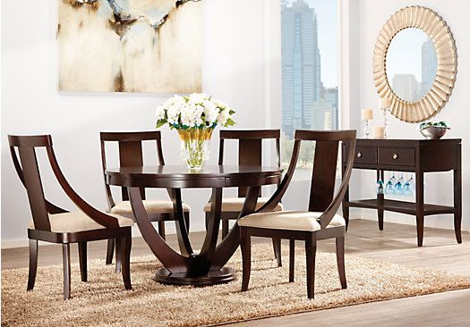Shop For A Armida 5 Pc Dining Room At Rooms To Gofind Dining Glamorous Rooms To Go Dining Sets Design Inspiration