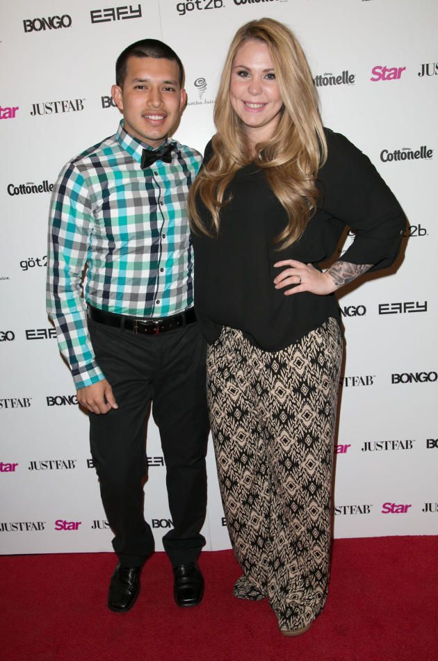 Kailyn Lowry & Javi Marroquin Fight Over Racy Photo, Unfollow Each ...