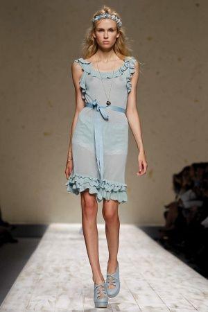 Blugirl Spring Summer Ready To Wear 2013 Milan