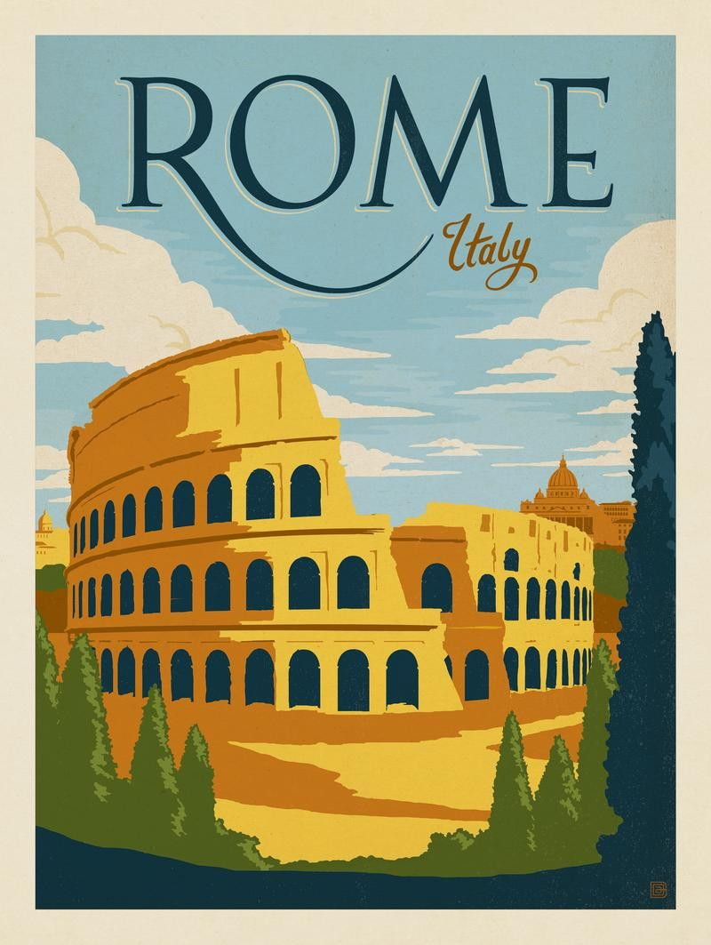 Anderson Design Group – World Travel – Italy: Rome | TRAVEL ...