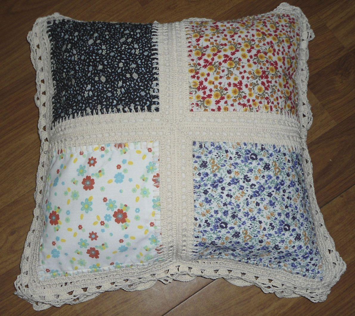 Como fazer uma colcha de patchwork - Vix