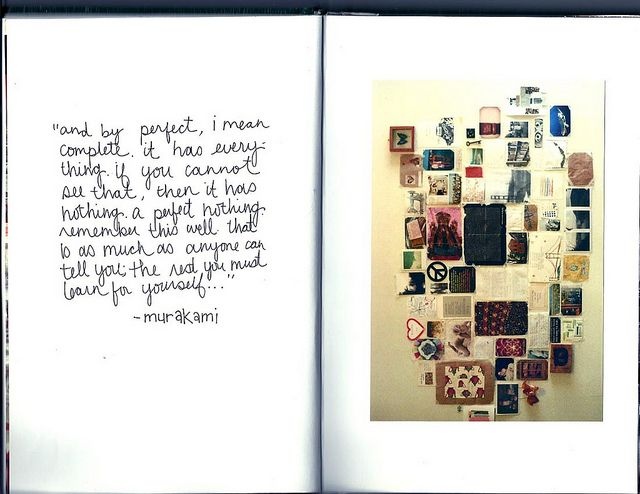 art journal inspiration: The Inspiration Journals of Rachel Duarte