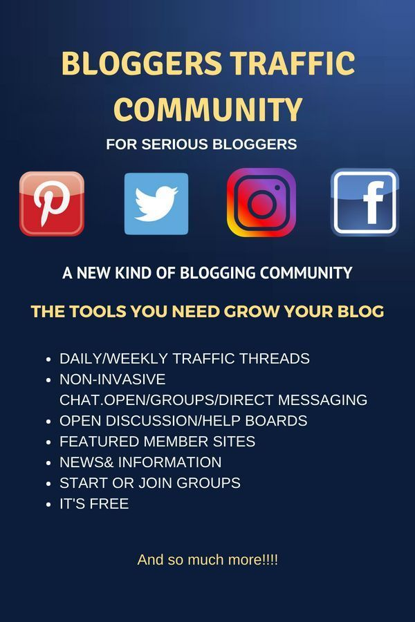 If You A Blogger Or A Website Owner You Should Come And Join Us