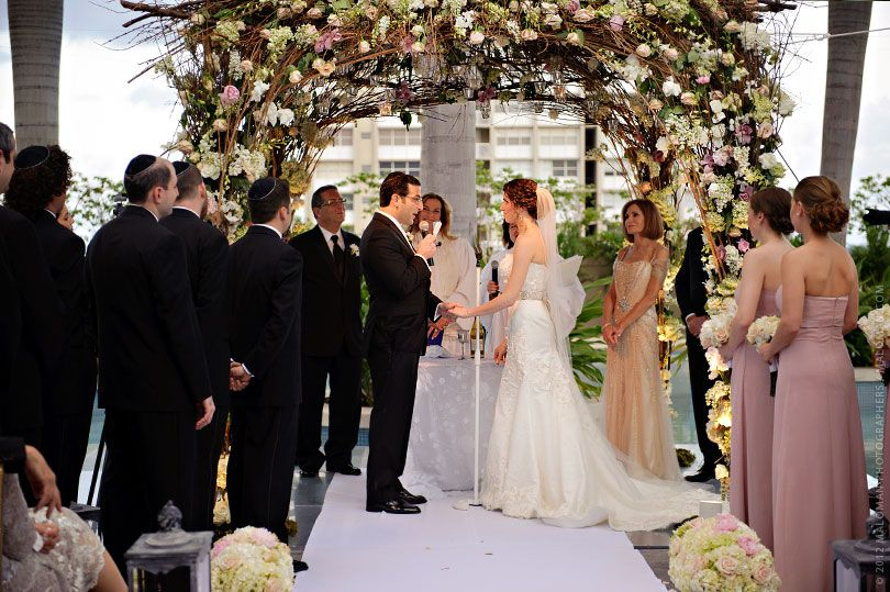 Wedding At The Four Seasons Hotel In Miami Florida Jessica Josh