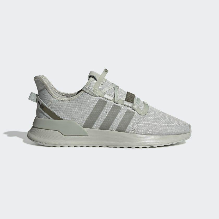 U_Path Run Shoes Ash Silver Mens | Sneakers, Adidas