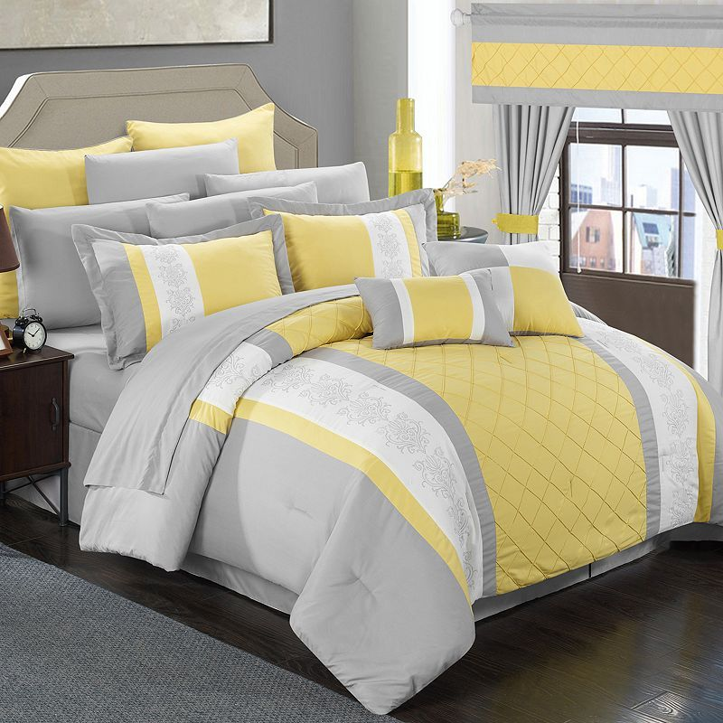 Chic Home Danielle 24-piece Bedding Set | Products ...