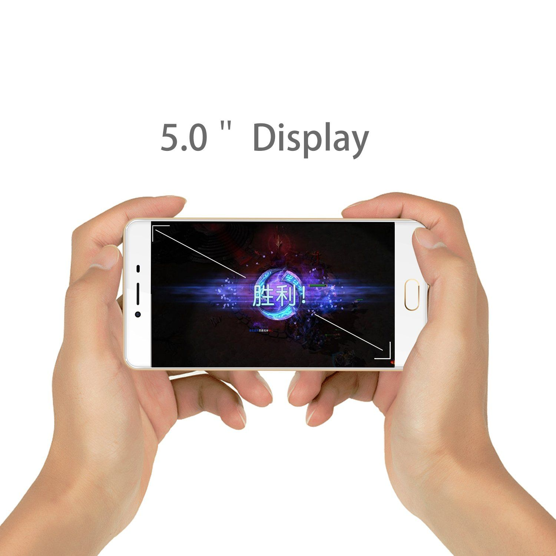 KEN XIN DA V7 4G LTE Smartphone Unlocked 5.0 Inch Android