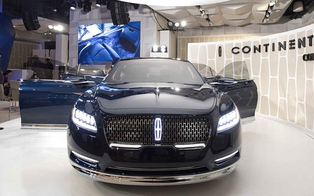 2019 lincoln continental news specs release date and price