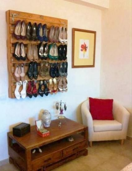 33 Diy Ideas To Reuse And Recyle Wood Pallets Personalize Home Decorating
