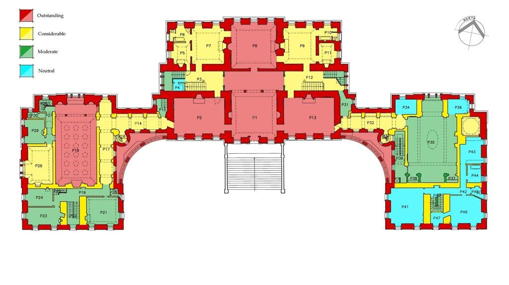 Simpsons house floor layout house best design for Simpsons house floor plan
