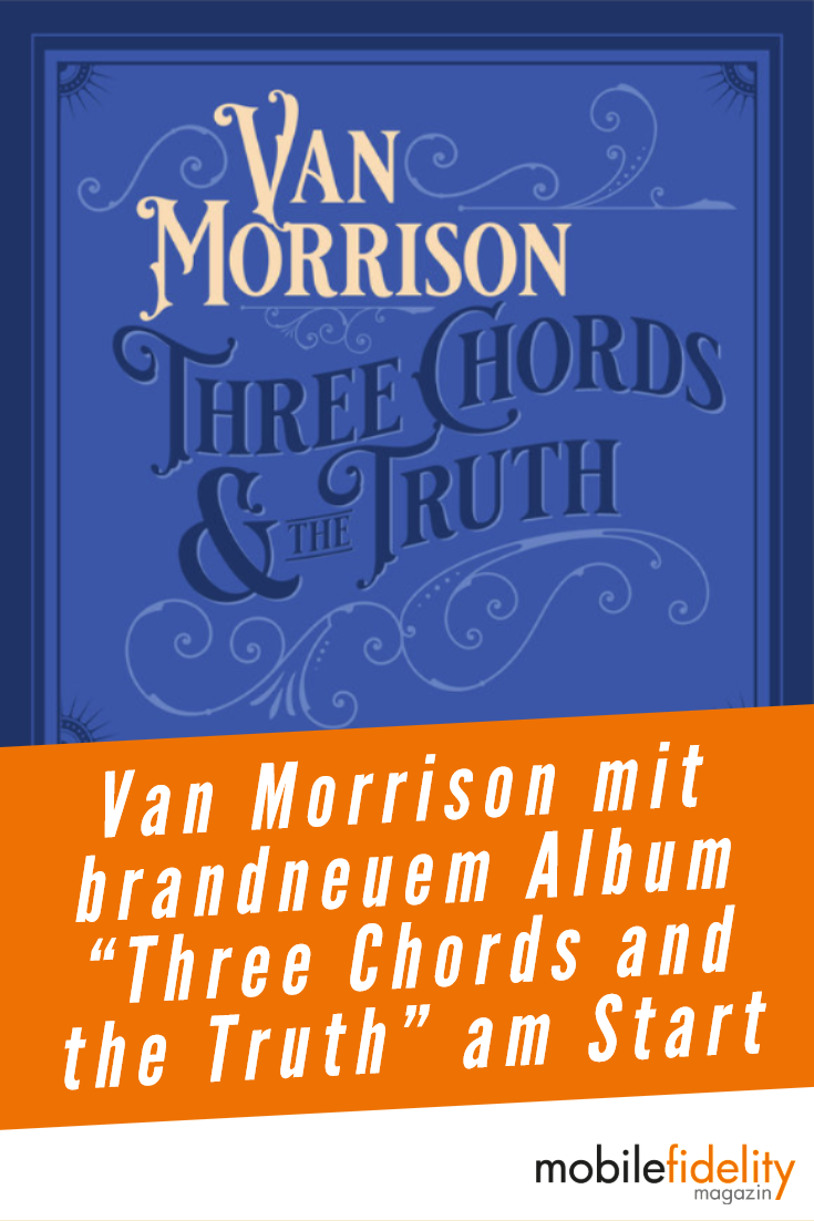 Van Morrison – Three Chords and the Truth   Van morrison, Singer ...