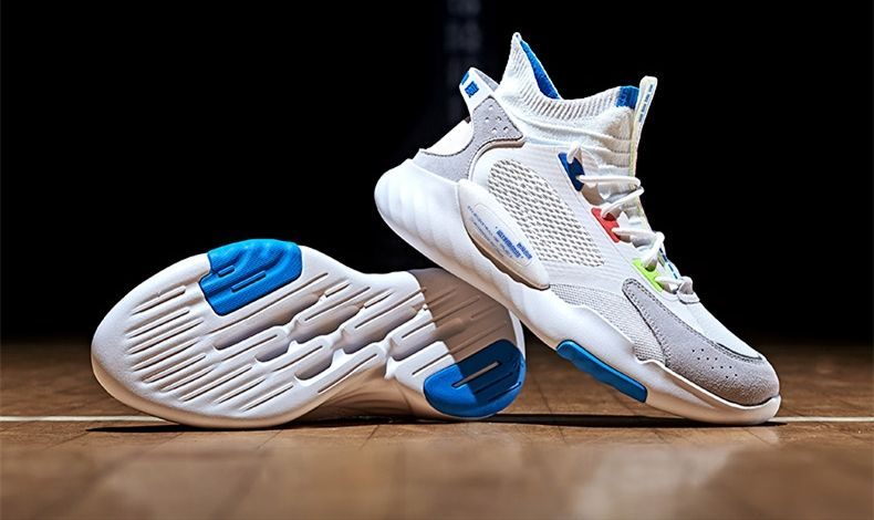 sports shoes 73132 fd07b This 361 degrees basketball shoes worn by Stephon Marbury at Dunk of China  program, which is stylish cool, it is cushioning, protection and support.