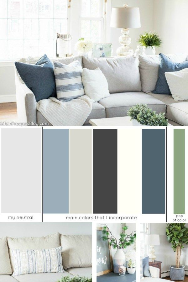 Colors For Every Room