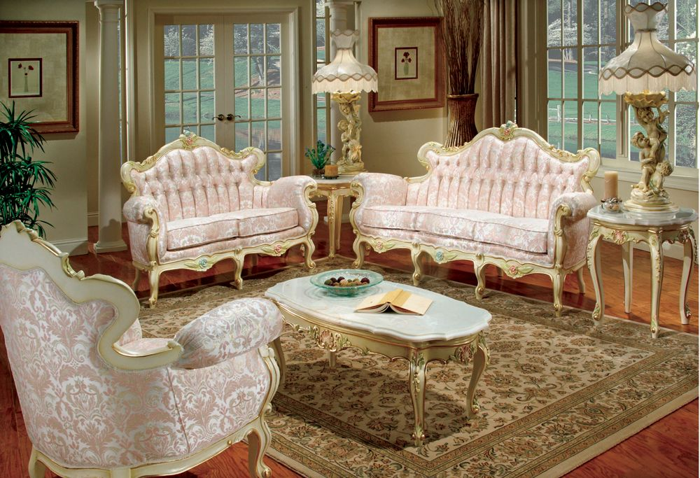 Victorian Living Room Furniture   Living Room A