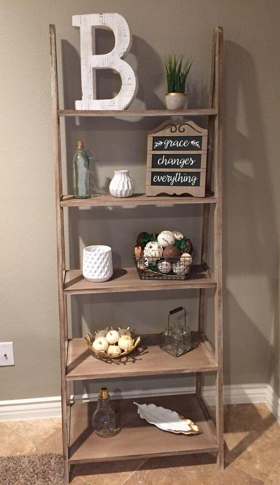 Shelf Decor Living Room Floating Shelf Decors Open Shelves Bookshelf Styling Ladder Shelf D Shelf Decor Living Room Living Room Shelves Living Room Storage #shelf #designs #in #living #room