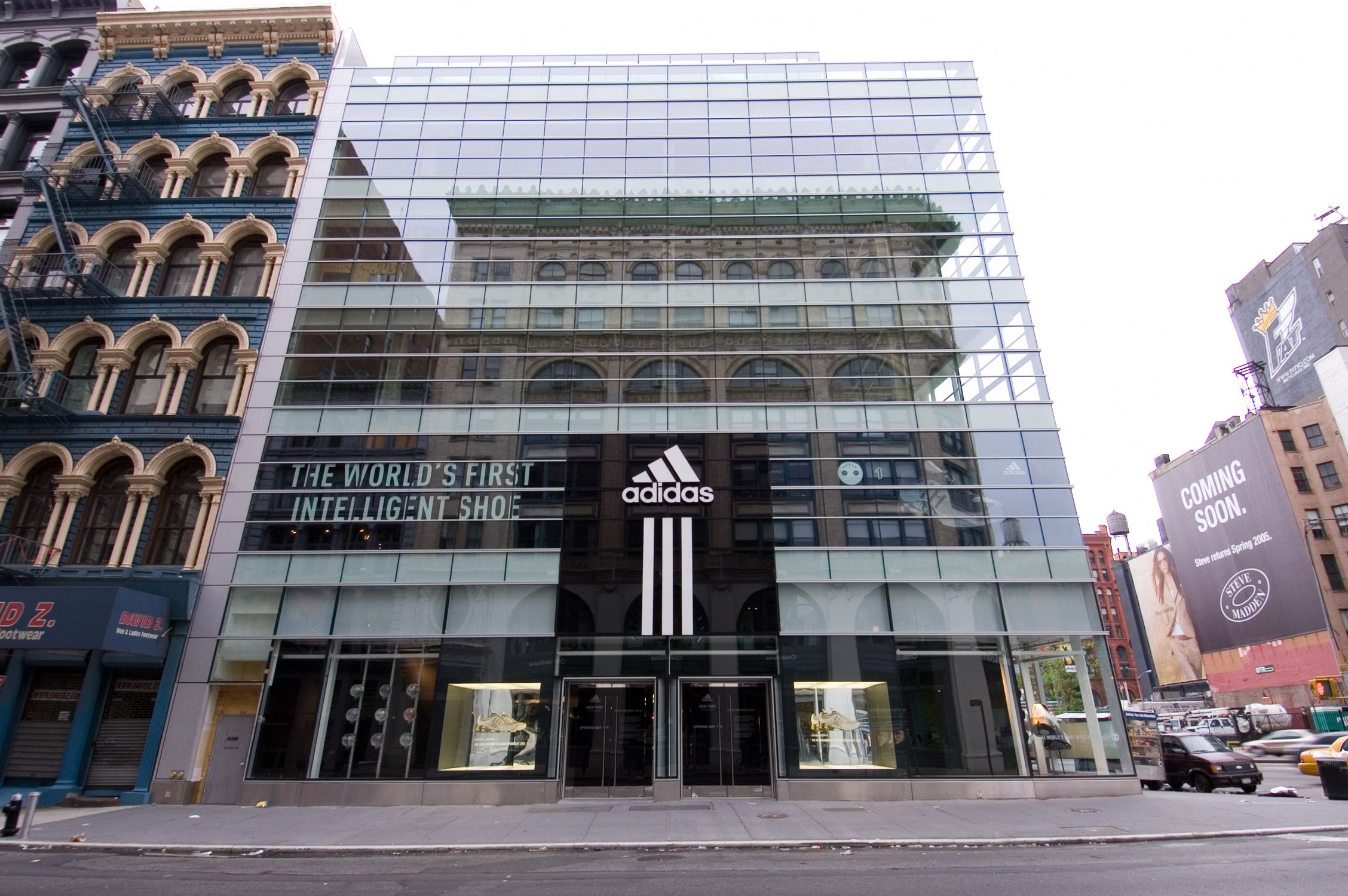 adidas originals store new york soho