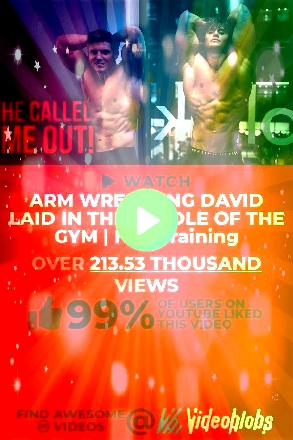 media for a trending People  Blogs video to watch This amazing video titled ARM WRESTLING DAVID LAID IN THE MIDDLE OF THE GYM  H3P Training will have you on the edge of y...