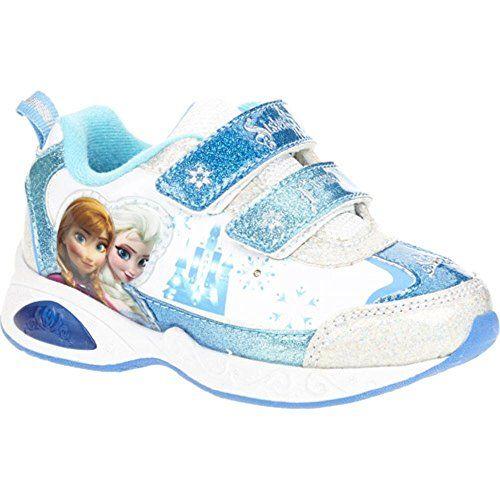 Disneys Frozen Light up Sneaker Featuring Queen Elsa and Princess Anna (9) Disney