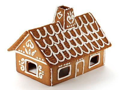 Gingerbread House Design