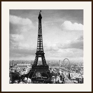 framed eiffel tower pictures buy eiffel tower dark frame online at johnlewiscom - Eiffel Tower Picture Frame