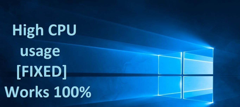 Fix Windows 10 Antimalware Service Executable High Cpu Usage