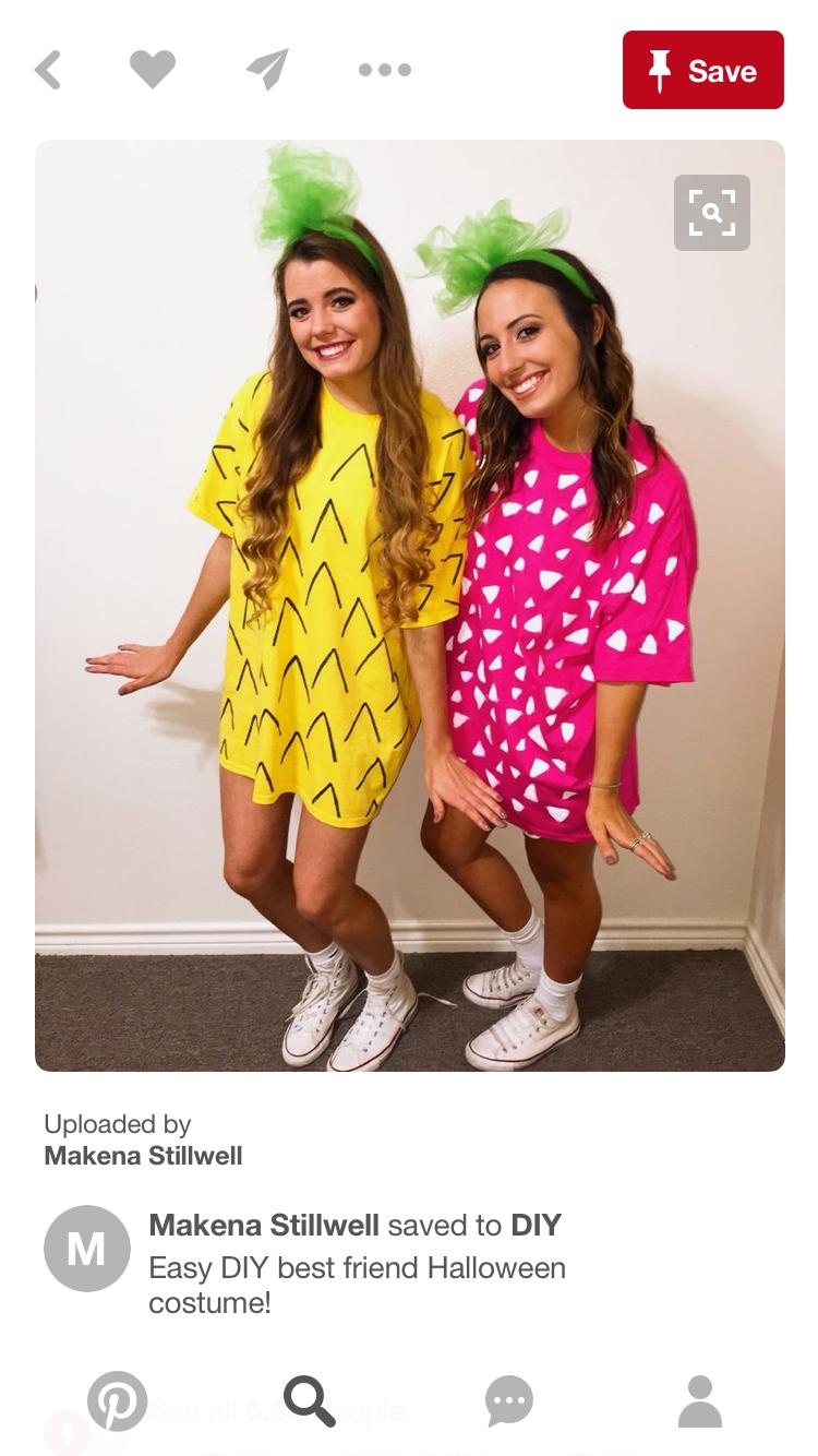 Pair Halloween Costumes, Halloween Costumes Bestfriends, Bestfriend Costume  Ideas, Best Friend Holloween Costumes