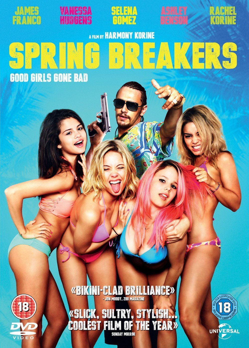 Ashley benson amp vanessa hudgens spring breakers hq - 1 part 3