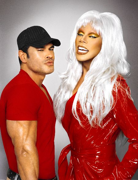 My husband, and Ru! | As the world turns    | Rupaul, Queen