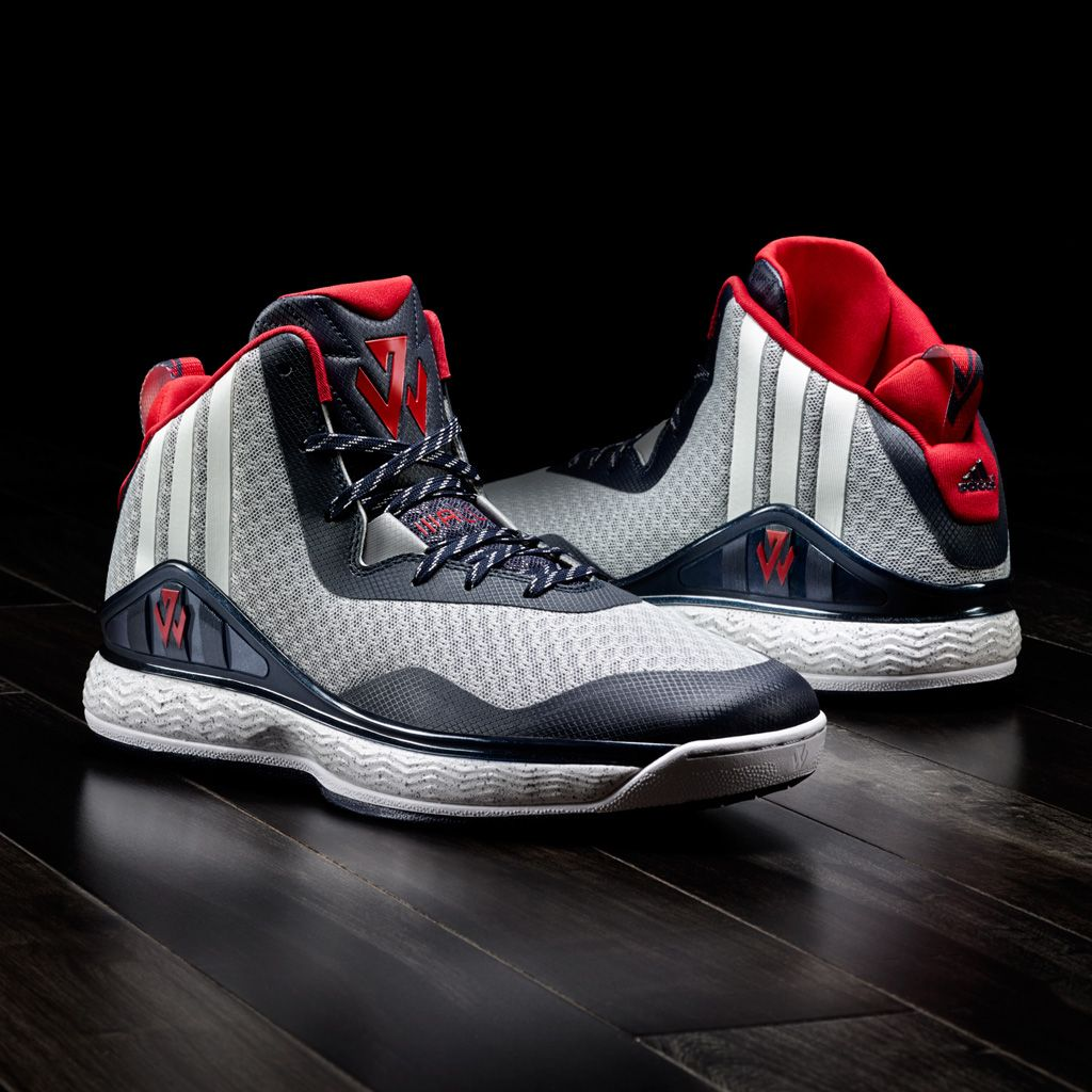 John Wall's first adidas signature sneaker collection hits retail on October
