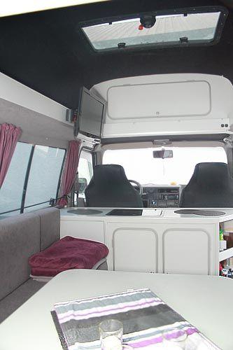 volkswagen t4 vw kr hochdach sca 455 preiswerter einbau. Black Bedroom Furniture Sets. Home Design Ideas