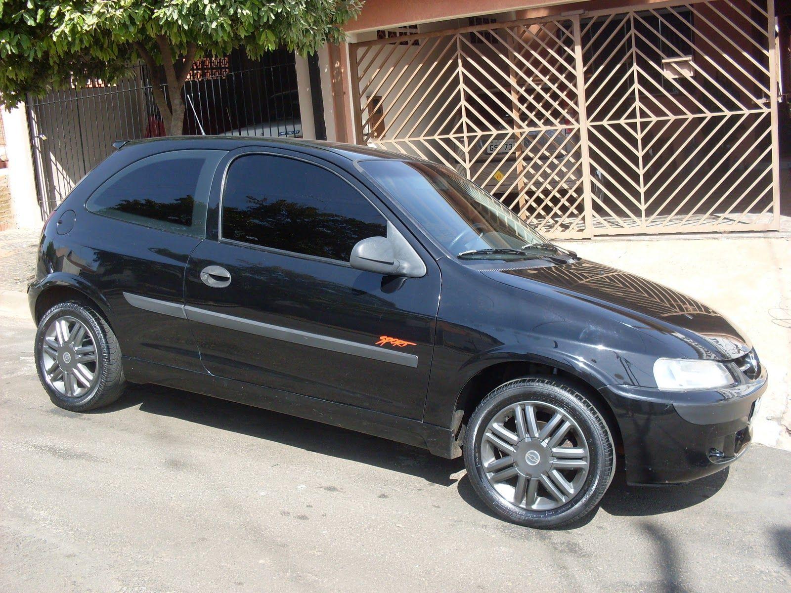 Chevrolet celta 14