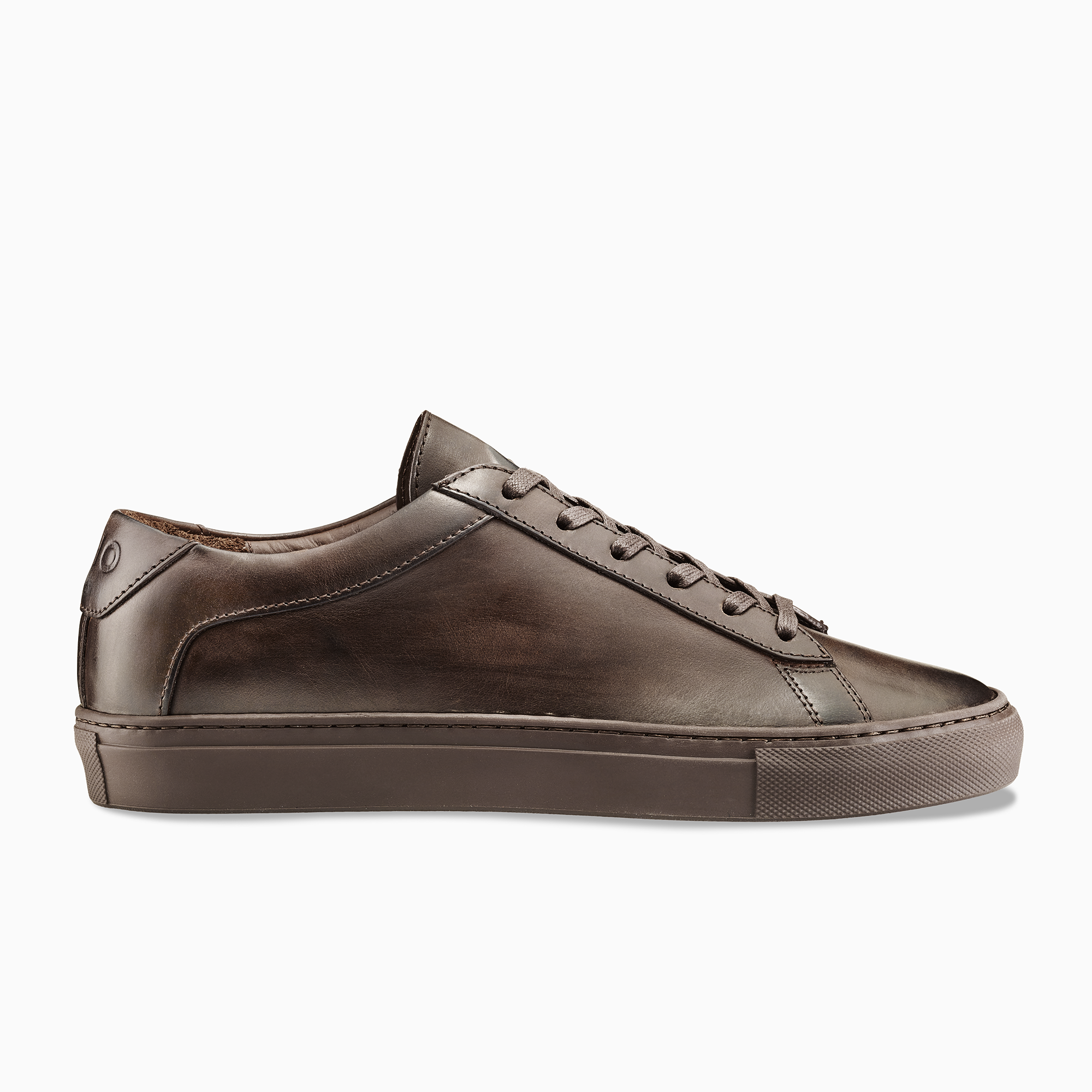 Capri Mocha By Koio Leather Sneakers Men Brown Leather Sneakers Womens Sneakers [ 2000 x 2000 Pixel ]