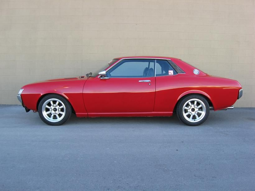 1973 Toyota Celica, bought in 1983 from four Iranian Aggies | Toyota