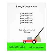 grass cutting flyers for teen jobs yahoo image search results