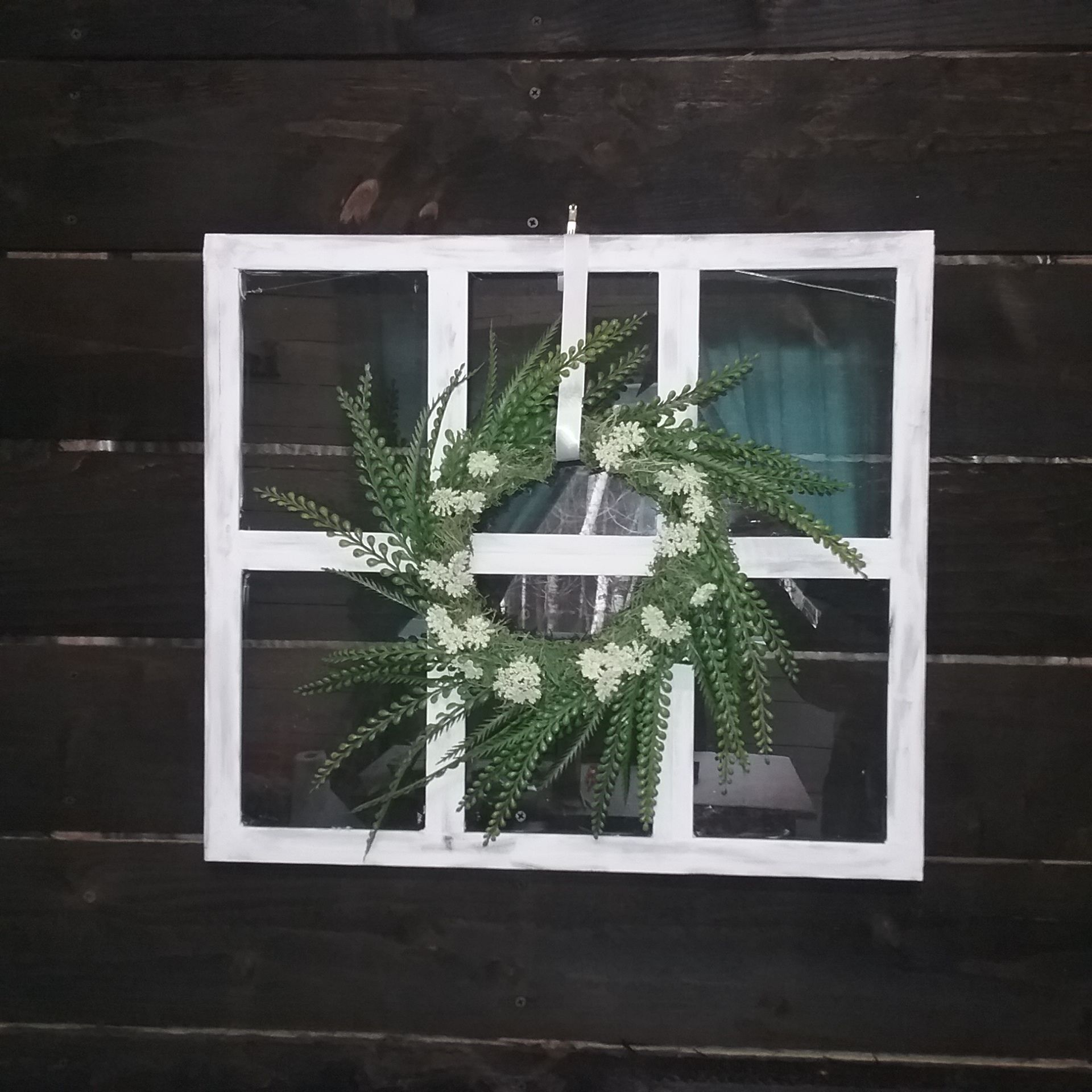 Dollar Tree Diy Farmhouse Window Frame And Wreath Dollar Tree Diy Crafts Picture Frame Crafts Dollar Tree Diy
