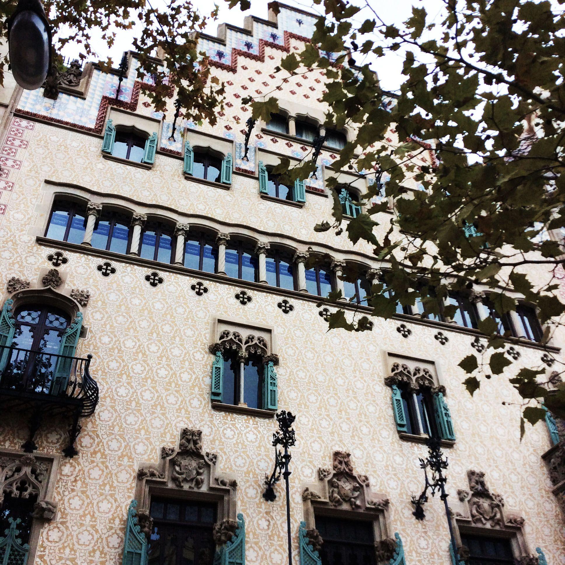 paseando por Barcelona... 6