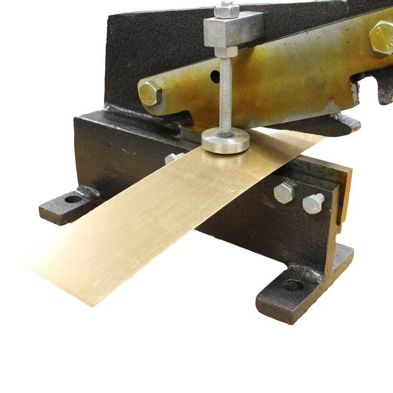 6 Inch Shear Bench Top Metal Cutter Metal Cutter Stainless Steel Sheet Metal Metal