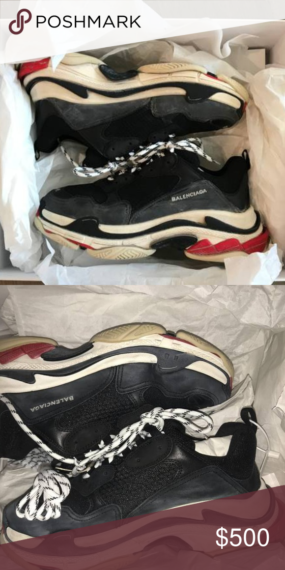 19 Best Balenciaga Triple S images Balenciaga Sneakers