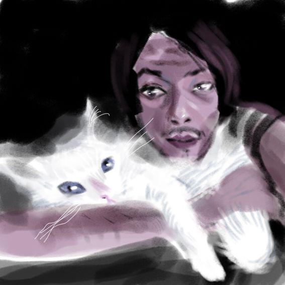 space cat and u