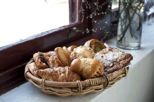 Baroque Bakery 88 George Street  The Rocks, Sydney  NSW, Australia, 2000 02 9241 4811 Freshly baked breakfast pastries