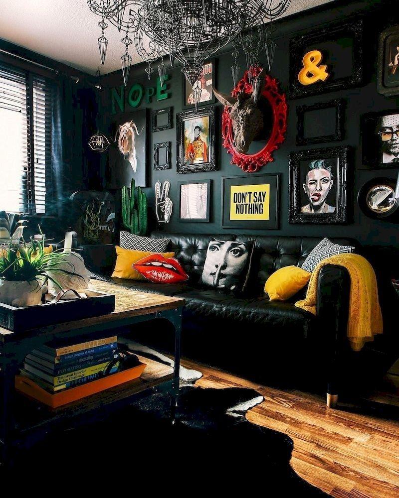 57 Inspiring Living Room Wall Design Ideas Matchness Com Living Room Wall Designs Living Room Paint Green Walls Living Room