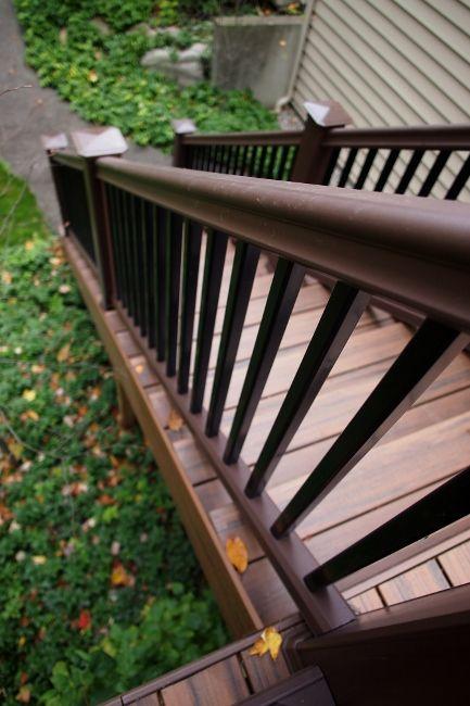 Best Timbertech Radiancerail Stair Railing Stairrail 400 x 300