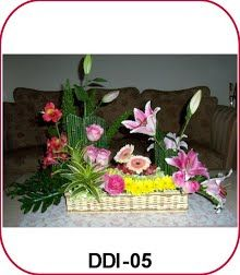 Table Flowers - Elegant - Florist Jakarta - Online Flower Shop :: Hotline 021-60503980, 021-94229037, Pin BB: 320F2810