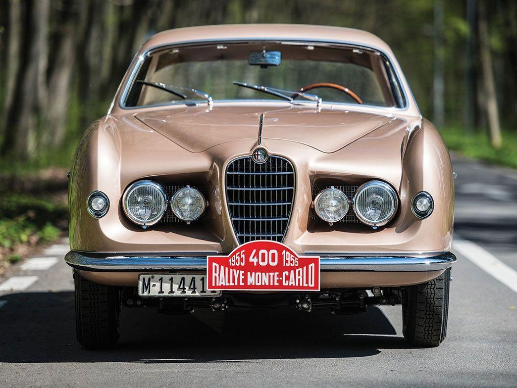 Perfect Alfa Romeo 1900 C Sprint Supergioiello