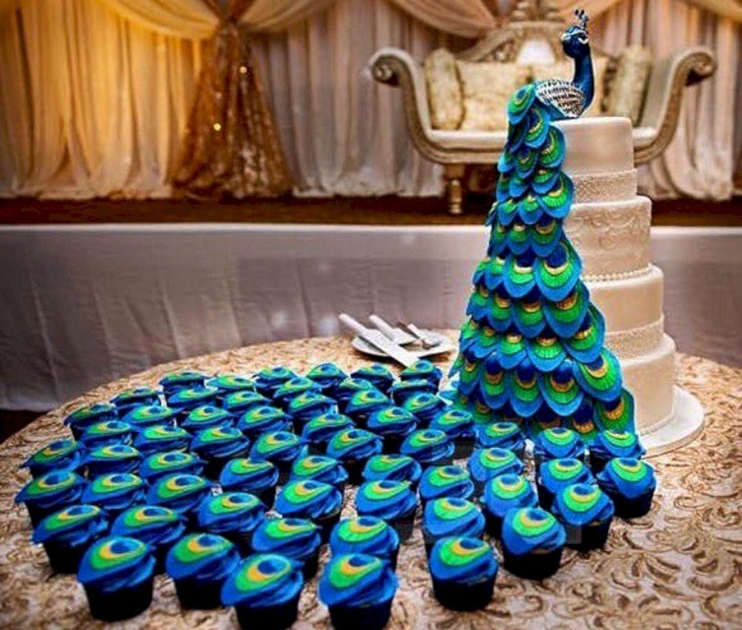 best ideas about peacock Wedding party 67