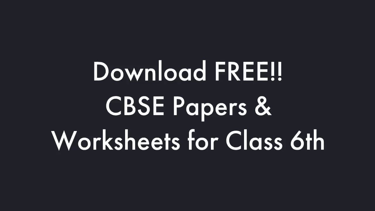 Get 450 Cbse Class 6 Worksheets Question Papers For Free Sample Paper Social Studies Worksheets Question Paper [ 720 x 1280 Pixel ]