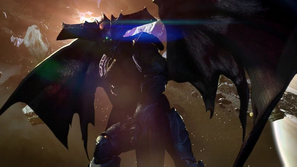 Your new enemy in September - Oryx, Father of Crota